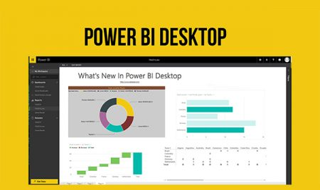 بررسی Power BI Desktop