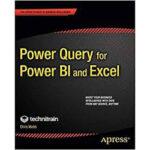 دانلود کتاب پاور کوئری برای پاور بی آی و اکسل power query for power bi and excel