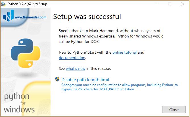مراحل نصب پایتون (Python) جهت راه اندازی ویژوال های آن در power BI