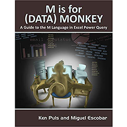 کتاب m is for data monkey
