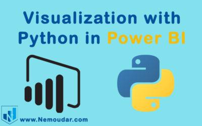درمصورسازی دادهها با پایتون در Power BI - بررسی یک مثال