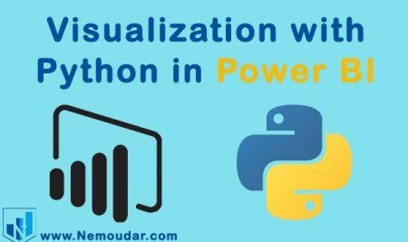 مصورسازی دادهها با پایتون در Power BI – بررسی یک مثال