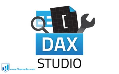 dax studio چیست
