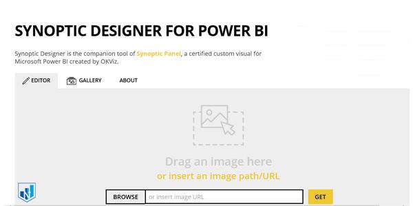 synoptic designer power bi