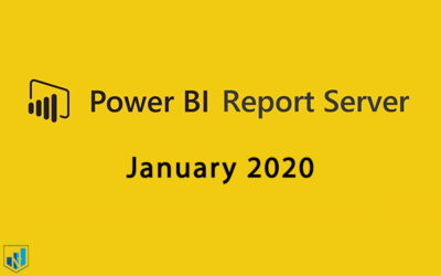 قابلیت های power bi report server