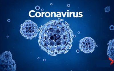داشبورد وضعیت ویروس کرونا