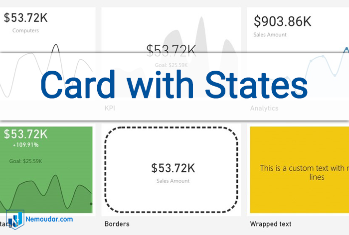 Card with States