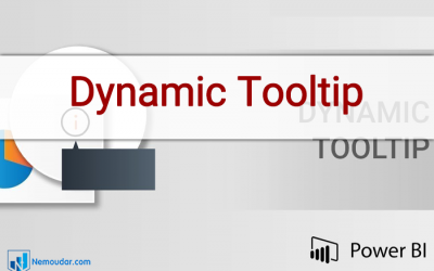 Dynamic tooltip