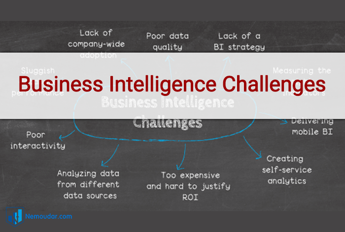 top challenges in business intelligence