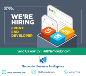 استخدام front end developer