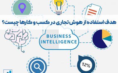 هدف از استفاده از هوش تجاری BI در کسب و کار